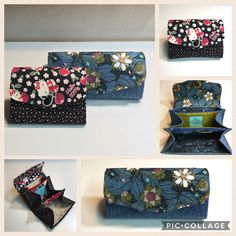 Necessary clutch wallets. Two different sizes. Clutch Wallet, Wallets, Handmade, Bags, Fashion, Handbags, Hand Made, Moda, La Mode