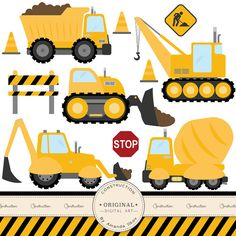 Hey, I found this really awesome Etsy listing at https://www.etsy.com/listing/203309007/premium-construction-clipart-for-digital