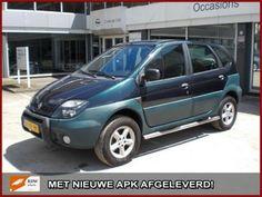 Renault SCENIC 2.0i RX4 16v Full options, mpv, bj 2000 op Nederland Mobiel