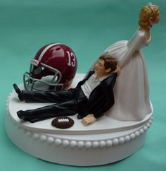 alabama football wedding cake toppers 1000 images about grooms table ideas on 10645