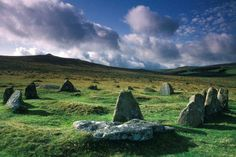 The Ancient Stones Of Great Britain