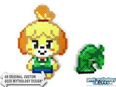 27 Best Craft Perler Animal Crossing Images Animal