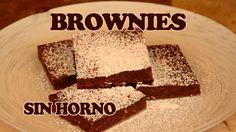 BROWNIES SIN HORNO CON 2 INGREDIENTES | RECETA FACIL PARA HACER BROWNIES...