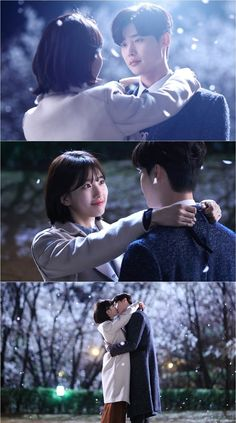 """""""While You Were Sleeping"""" Reveals More Photos Of Suzy And Lee Jong Suk's Iconic Kiss To Thank Viewers 