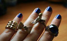 so cute rings!