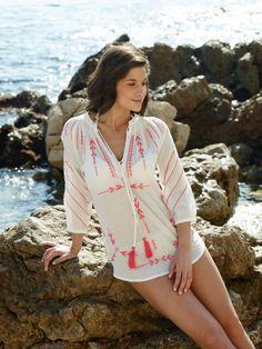 Stunning new beachwear for 2015  Buy now at www.lamandarine.co.uk