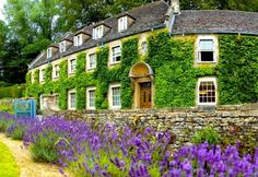 The Swan Hotel - Bibury, Cotswold   | by © thecotswoldsguide
