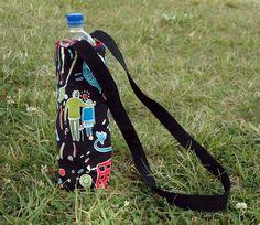 BottleBag Flaschentasche von mit Hand und Herz auf DaWanda.com