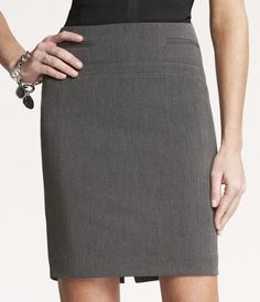 I've made this my winter skirt. Looks amazing with grey tights. $69.90