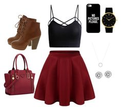 """Untitled #3"" by lucyb1203 ❤ liked on Polyvore featuring Casetify, Larsson & Jennings and Michael Kors"