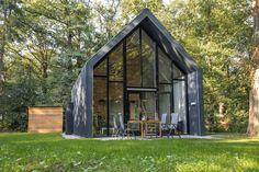 Vakantiehuis 4 personen - De Ooievaar - buurt van Deventer - Nederland