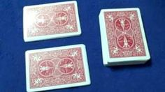 teleporting kings card trick - YouTube