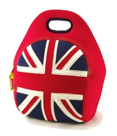 Cutest Lunch Bag EVER! Dabbawalla Bags Lunch Bag, British Invasion