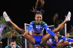 Toe touch from Stingrays Orange.. The eight time world champions