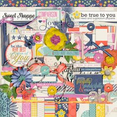Be True to You by Traci Reed and Sugarplum Paperie