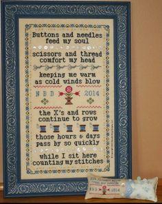 Needle Bling Designs Stitching Comforts