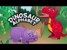 Dinosaur Alphabet Song