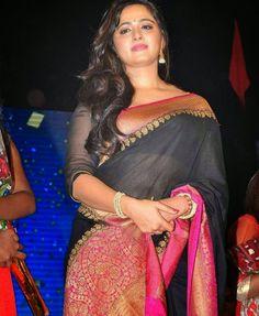 Indian Girls Villa: Anushka Stills At Rudramadevi Audio Launch At Wara...