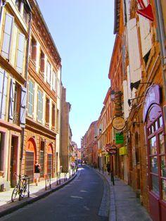 Toulouse in Midi-Pyrénées
