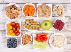 Healthy Snacks Kids Can Easily Make Themselves - http://healthmagazineonline.com/healthy-snacks-kids-can-easily-make/