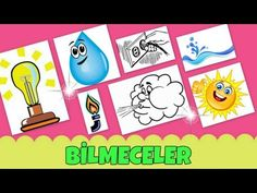 Enerji Tasarrufu Haftası * Bilmeceler #EnerjiTasarrufuHaftası * #Bilmeceler #belirligünvehaftalar #okulöncesi Preschool, Snoopy, Youtube, Science, Children, Art, Young Children, Boys, Kid Garden