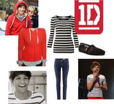"""Louis Tomlinson Style!"" by webkinzforever on Polyvore"
