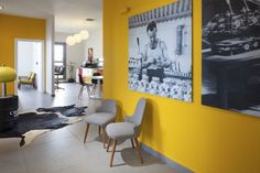 High Tech Office in Tel Aviv: Cool offices, inspiring workspace, interior design at work, office decor