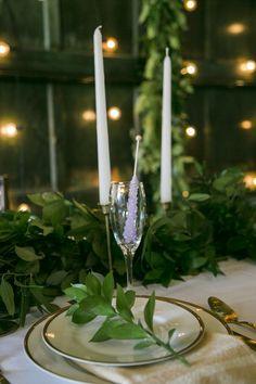 Romantic boho wedding inspiration