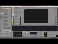 Ableton Live - Sub Bass Sound Design and Tweaks - YouTube