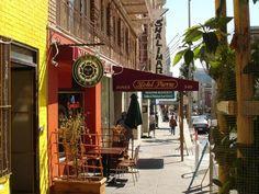 Nile Cafe & Hookah Lounge, Tenderloin, SF