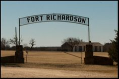 Located one mile south of Jacksboro, Fort Richardson is the first site selection for the Passport Campaign!