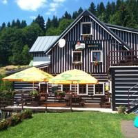 Horská chata Skácelka Beste Hotels, Cabin, House Styles, Home Decor, Decoration Home, Room Decor, Cabins, Cottage, Interior Design