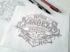 Handlettering II on Behance