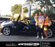 https://flic.kr/p/MTvj67 | Happy Anniversary to Ernesto on your #BMW #5 Series from Jeff Thompson at Autos of Dallas! | deliverymaxx.com/DealerReviews.aspx?DealerCode=L575