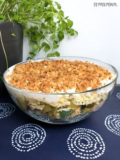 Macaroni And Cheese, Salads, Food And Drink, Ethnic Recipes, Cooking, Mac And Cheese, Salad, Chopped Salads