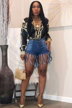 How to Look Expensive on a Budget / Geekglamma Day Party Outfits, Night Outfits, Birthday Outfits, Black Girl Fashion, Cute Fashion, Fashion Outfits, Black Girl Style, Women's Fashion, Girly Outfits