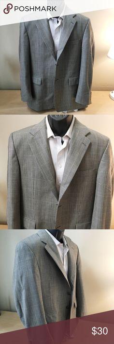 RALPH LAUREN SPORTS BLAZER Ralph Lauren Green label. 52% silk, 48% wool. Pre loved in excellent condition. Measurements will be provided for serious buyers. No trades, no offsite transactions. Ralph Lauren Suits & Blazers Sport Coats & Blazers