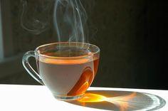 Горячий чай от температуры