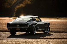 1967 Ford Mustang Fastback : carporn