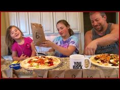 Gum Challenge By Girls and Dad - Ice Water Freeze - Kids Fun Reality - YouTube