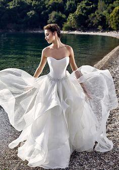 Eddy K Toscana Wedding Dress photo