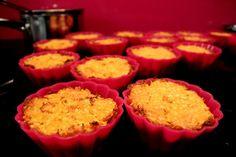 Moja bodkovaná kuchárka: Mrkvové muffinky - MRKVÁČIKY Keďže posledné Vianoc...