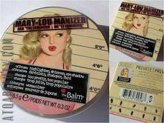 theBalm, Mary-Lou Manizer