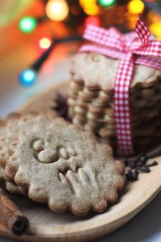 Smakowity Blog Kulinarny: Ciasteczka korzenne