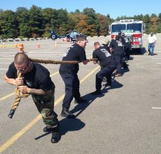 The 4th Annual Fire Truck Pull to benefit Special Olympics of Massachusetts will be held at the Xfinity Center in Mansfield on Saturday, Sept. 19 2015