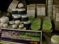 A Household of Healing Herbal CSA! 3 to-your-door delivered compostable boxes of herbal healing handmade goodies! Purchase on http://thehealingmoon.etsy.com