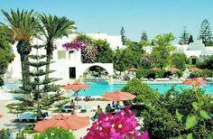 Les Orangers Beach Resort & Bungalows, Hammamet, Tunisia. May 2013