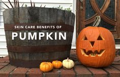 When we think of pumpkin, we typically think pie or spiced lattes. While these certainly are some of the season's finest treats, there is more to pumpkin than satisfied taste buds. The seasonal squash has been a mainstay in many Fall foods, but it can also be a very beneficial skin care product, too. Rich in antioxidants and cell-rejuvenating properties, pumpkin can play a crucial role in keeping skin looking fresher and younger. PUMPKIN SEEDS The seeds, which we so casually toss out when…