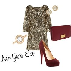 My New Years Eve Dream outfit