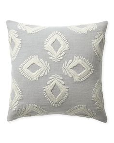 Leighton Pillow Cover - Serena & Lily